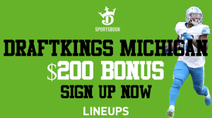 DraftKings Sportsbook Michigan: Texans Best Bet & $200 of Bonus Money When You Register Now