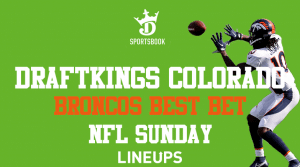 DraftKings Colorado: CFB Parlay Promotion & Jerry Jeudy +1,600 to Score First