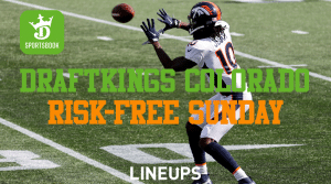 DraftKings Sportsbook Colorado Has a Risk-Free NFL Sunday This Week