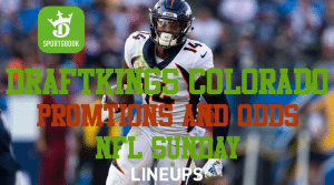 DraftKings Colorado is Offering Promotions for the Broncos & NFL Sunday