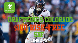 DraftKings Colorado is Offering Sunday Night Football Risk-Free