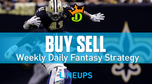 DraftKings NFL Divisional Round Top Plays, Game Stacks + Optimal DFS Lineups