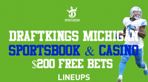 DraftKings Michigan Sportsbook & Casino: $200 to Sign Up Now