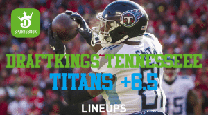 Titans at +6.5 Against Ravens on DraftKings Sportsbook Tennessee