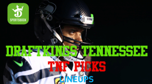 DraftKings Tennessee: Thursday Night Football Best Bet + $1,000 Deposit Bonus