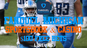 FanDuel Sportsbook and Casino is Giving Out $100 of Free Bets in Michigan