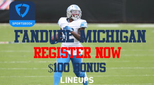 Receive $100 in Bonuses When You Sign Up for FanDuel Sportsbook in Michigan