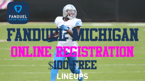 Online Sports Betting Coming to Michigan; FanDuel Gets You Ready With $100 of Free Bets