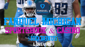 FanDuel Sportsbook & Casino Offering $100 if You Sign Up Now in Michigan