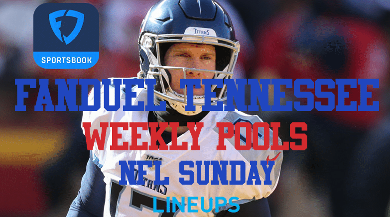 FanDuel Weekly Free Pool Tennessee