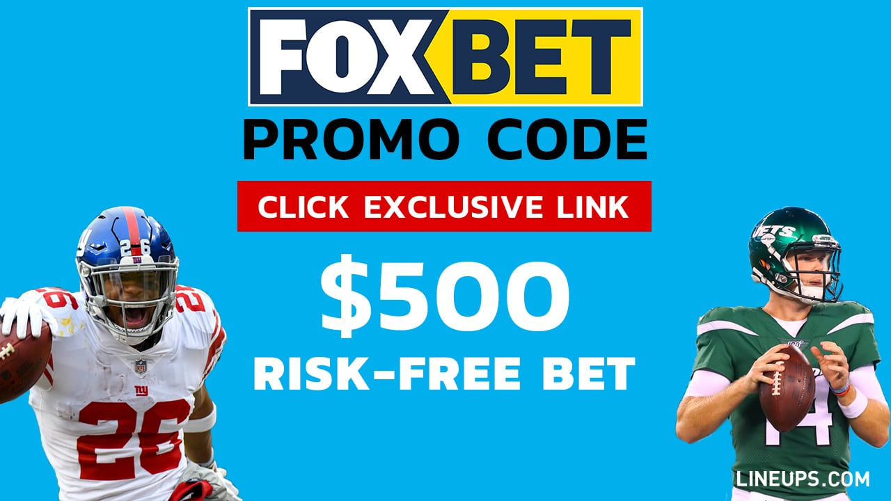 FoxBet General $500 Risk-Free Bet Promo Code Link