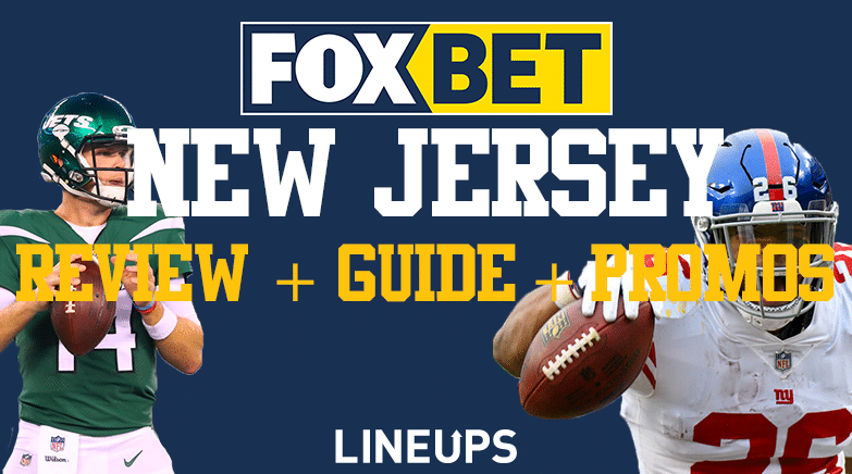 FoxBet Sportsbook New Jersey review, guide, and promotion