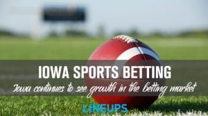 Iowa Sports Betting Continues Growth in October