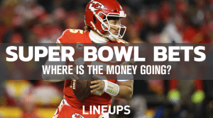 Where is the Money Going for NFL Futures?