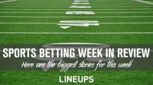 Sports Betting Week in Review (11/23-11/27)