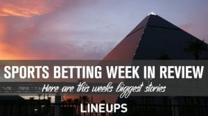 Sports Betting Week in Review (11/16-11/20)