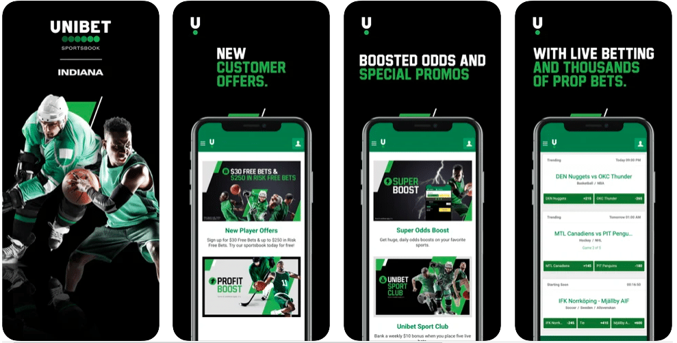 Uni Bet Indiana mobile sportsbook review