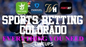 Colorado Sports Betting: Best Sportsbook Mobile Apps in 2021