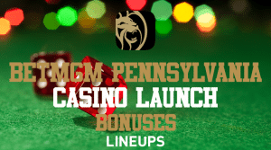BetMGM Launches its Online Casino in Pennsylvania With a $1,000 Bonus Offer