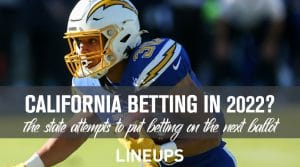 California Tribes Attempt to Put Sports Betting on 2022 Ballot