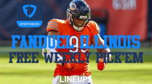 Win Huge Prizes With Free Weekly Pick'ems on FanDuel Sportsbooks Illinois