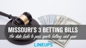 Missouri Proposes Three Different Sports Betting Bills