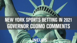Governor Cuomo Opens Avenue to New York Sports Betting in 2021