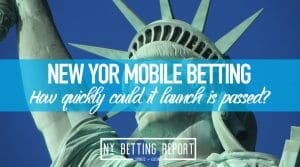 How Quickly Can New York Legalize Mobile Betting?