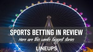 Sports Betting Week in Review (12/7-12/11)