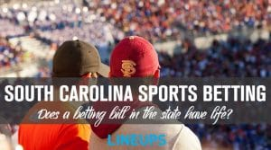 South Carolina Shows Sports Betting Some Life
