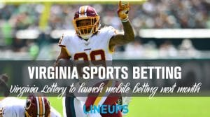 Virginia Online Betting Could Launch in Early 2021