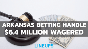 Arkansas Betting Numbers Rise in December, Handle Hits $6.4 Million Wagered