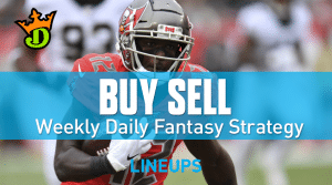 DraftKings NFL Wild Card Saturday Top Plays, Game Stacks + Optimal DFS Lineups