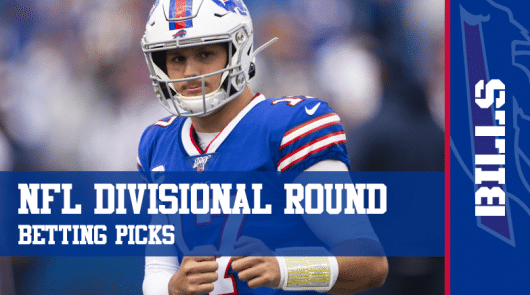 NFL Divisional Round Betting Picks: Will the Buffalo Bills Cover?