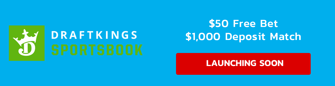 DraftKings Banner Update $1,050 - Launching Soon