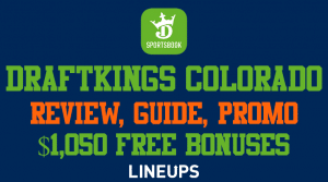 DraftKings Sportsbook Colorado: Review & Promo Code 2021