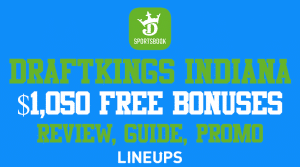 DraftKings Sportsbook Indiana App User Guide & Promo Code