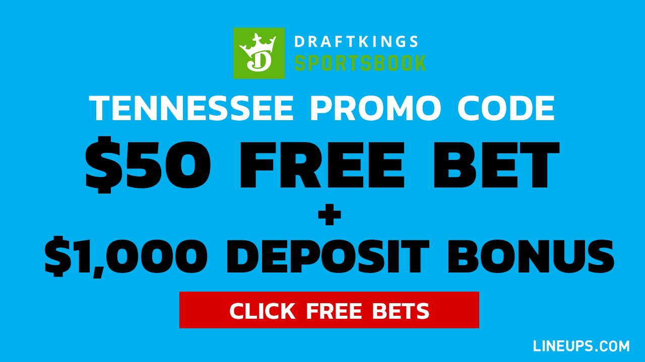 DraftKings tennessee Promo Large