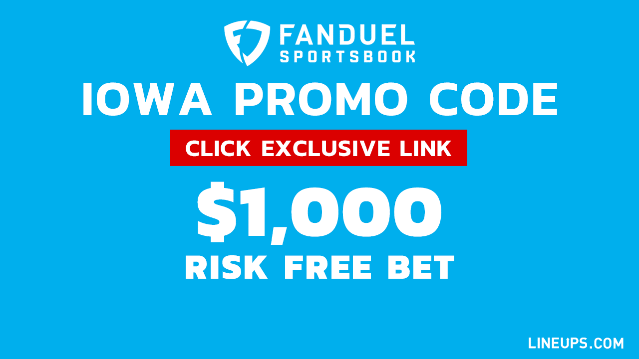 FanDuel Iowa Big Promo