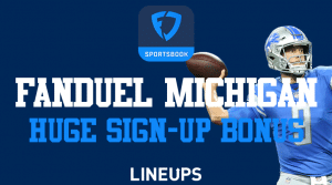 Last Chance to Earn $100 Sign-Up Bonus with FanDuel Michigan