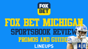 FOX Bet Michigan Sportsbook App: $500 Bonus (March 2021)
