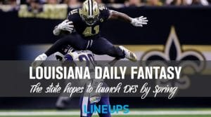 Louisiana Fantasy Sports to Could Start this Spring