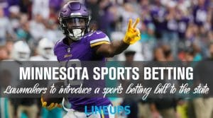 Minnesota to Introduce a Sports Betting Bill