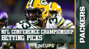 NFL Conference Championship Round Predictions & Lines: Free NFL Betting Picks