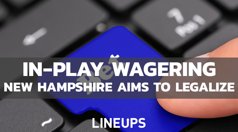 New Hampshire in-play wagering
