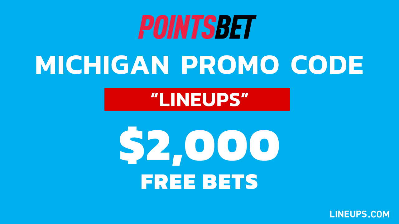 PointsBet Large Promo Michigan