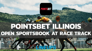 PointsBet Opens New Sportsbook at Illinois Race Track