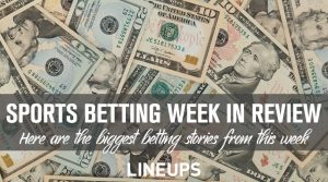 Sports Betting Week in Review (12/28-1/2)
