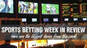 Sports Betting in Review (1/4-1/8)