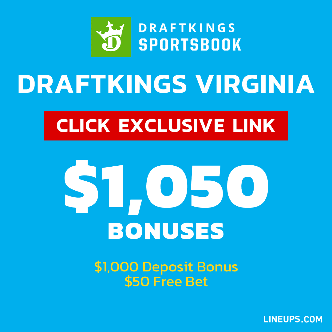 draftkings virginia 1080 X 1080